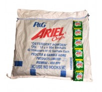 Ariel Detergent Powder 504N (12 g Each)