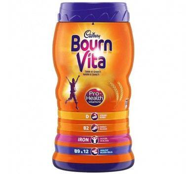 Cadbury Bournvita Chocolate Health Drink 1 kg