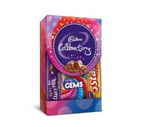 Cadbury Celebration Gift Pack Assorted Chocolates, 70.2 g